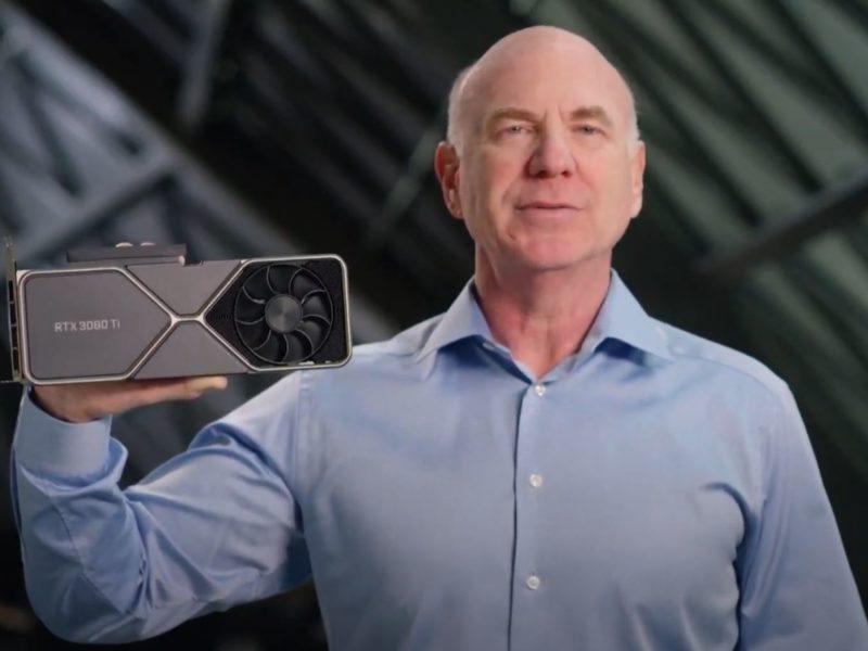 NVIDIA prezentuje nowości podczas targów Computex 2021. GeForce RTX 3080 Ti i RTX 3070 Ti nadchodzą
