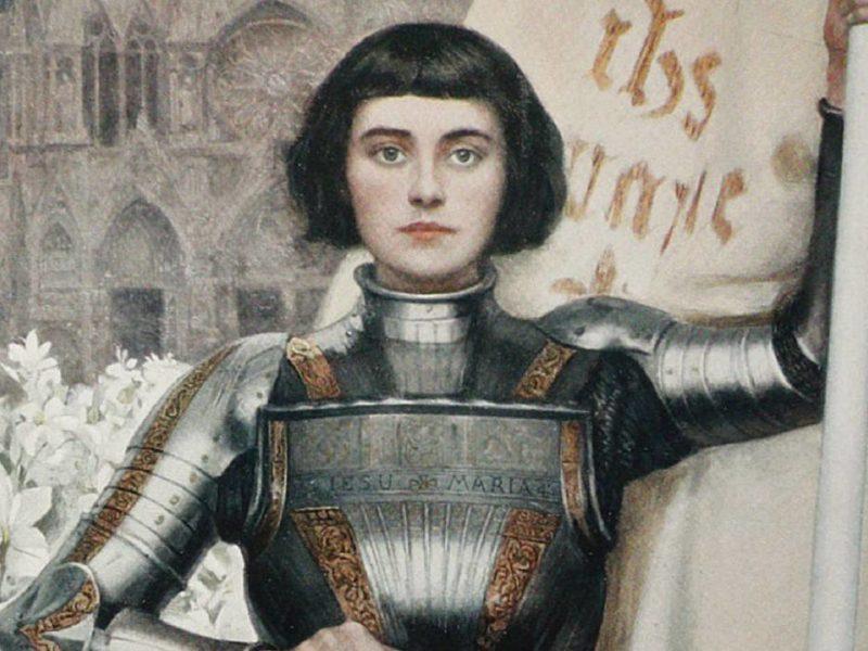 Oblężenie Orleanu – Joanna d'Arc ratuje Francję