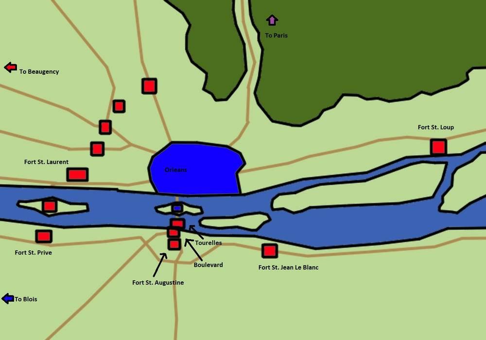 oblężeni Orleanu
