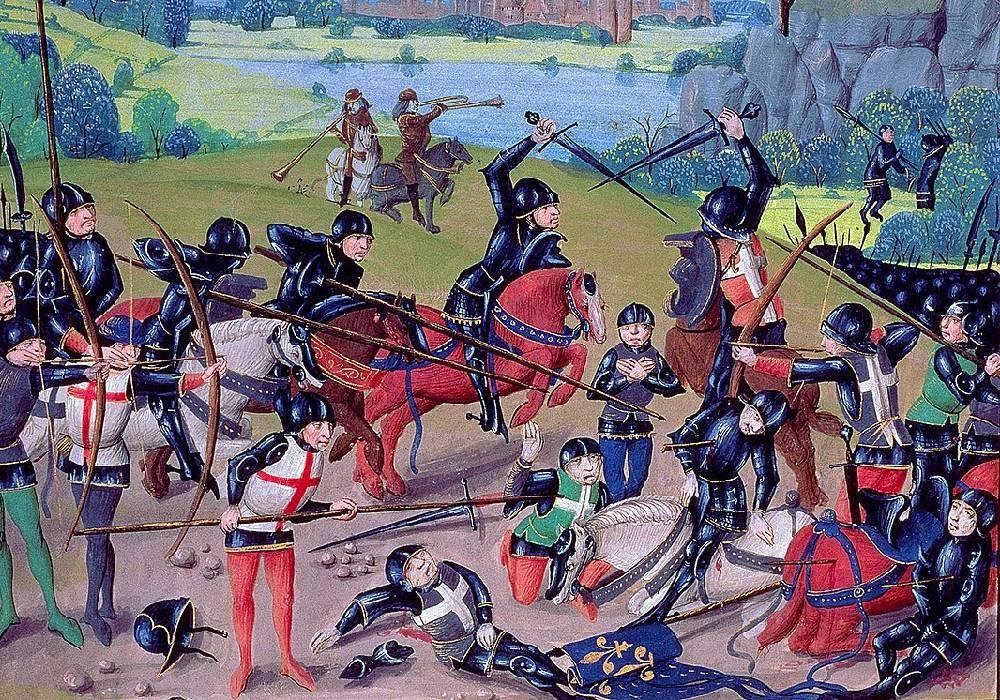 Bitwa pod Azincourt