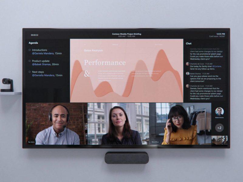 Microsoft wprowadza do Teams nowe funkcje stworzone z myślą o pracy hybrydowej