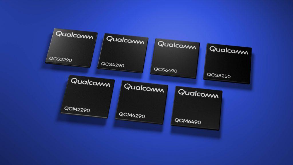 Qualcomm IoT nowe chipsety