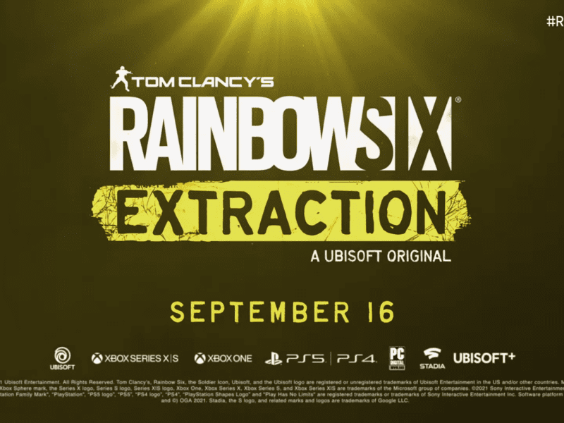Premiera Rainbow Six Extraction jesienią 2021
