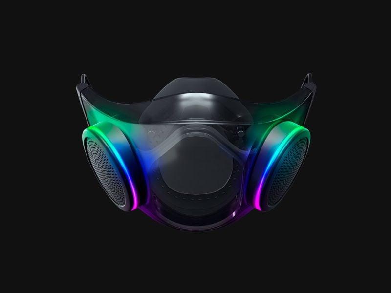 Project Hazel – inteligentna maska od Razera w ograniczonej liczbie pod koniec 2021 roku