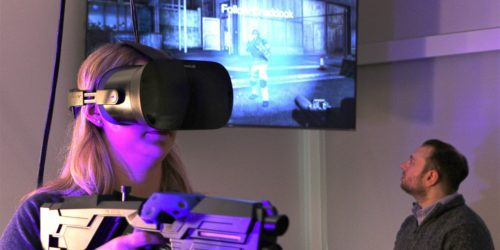 Immersyjna rzeczywistość wirtualna wspomoże U.S. Army