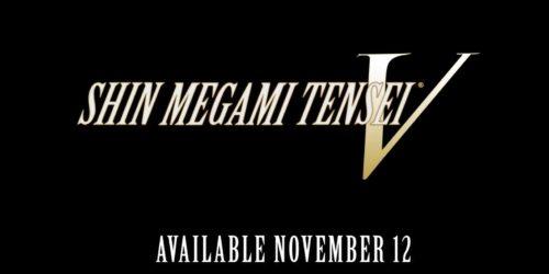 Nintendo Direct: Shin Megami Tensei 5 z oficjalną datą premiery i nowym zwiastunem