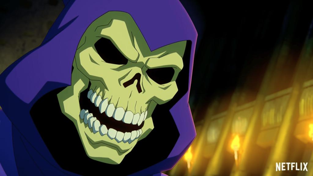 Skeletor Netflix