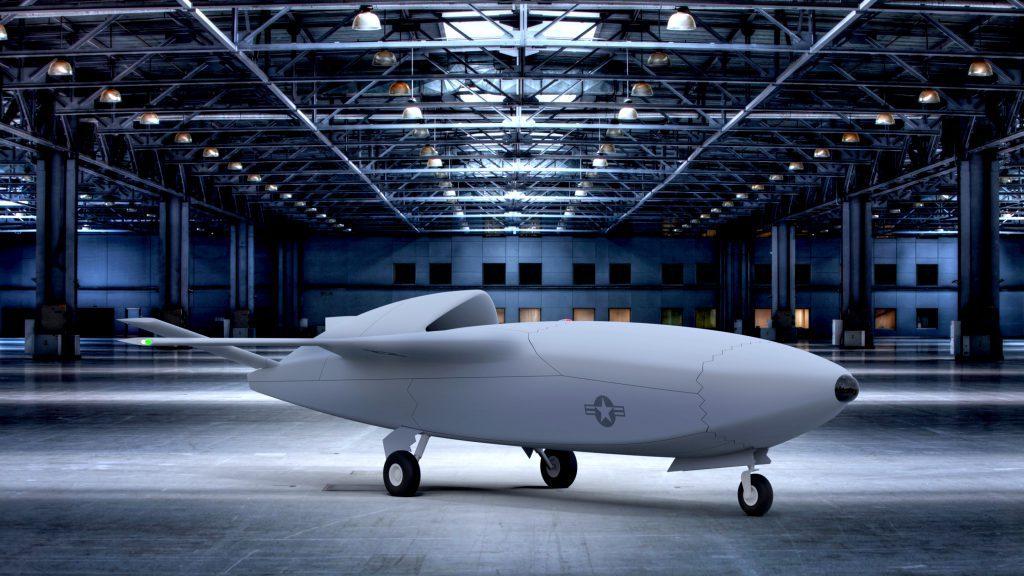 Skyborg. Bezzałogowa rewolucja w lotnictwie