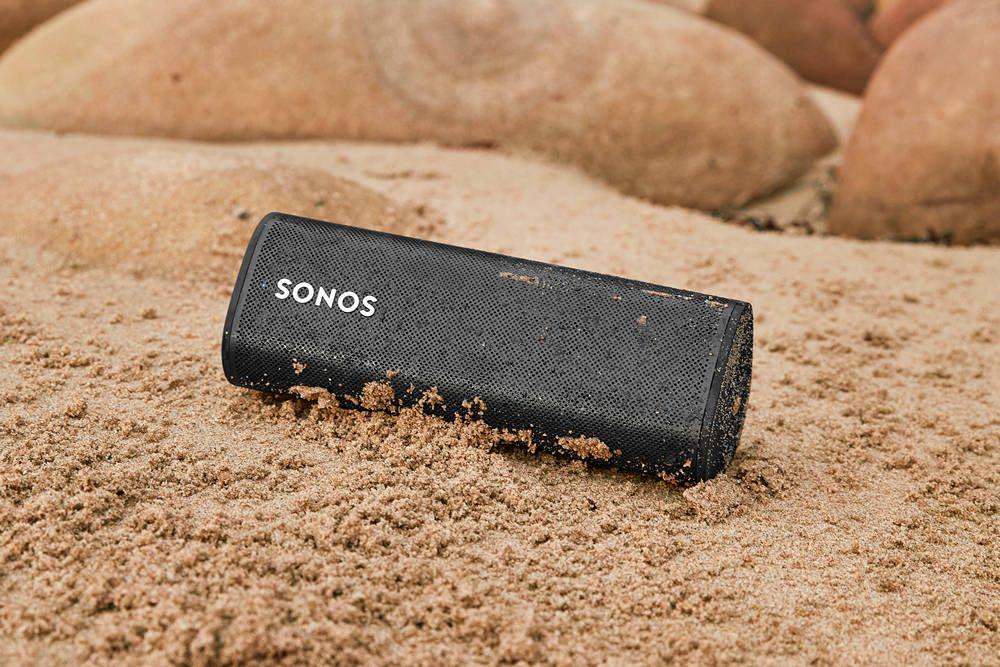 pyłoszczelność głośnika sonos roam