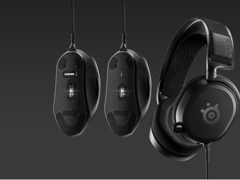 SteelSeries Prime – przebojowa rodzina urządzeń dla graczy