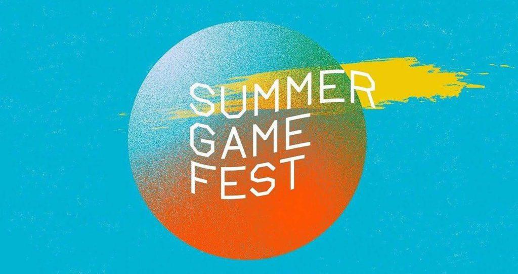 logo summer game fest na e3 2021