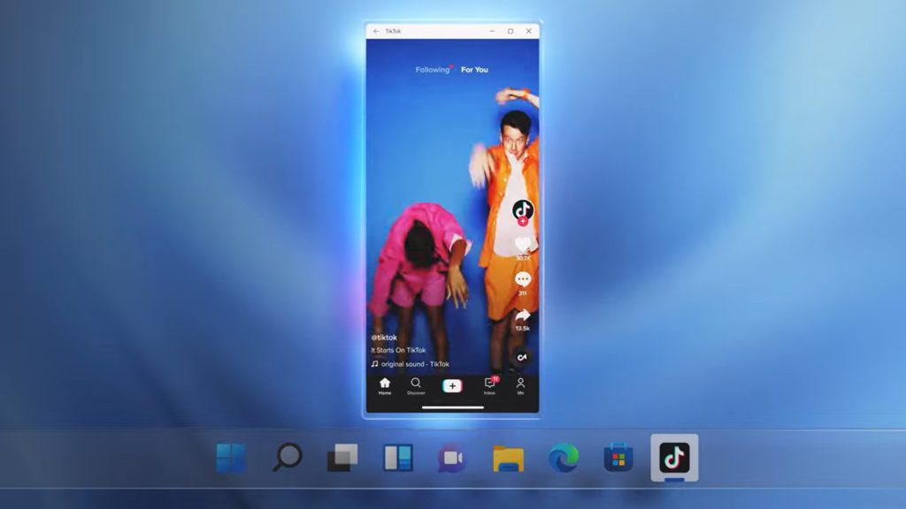 aplikacje na androida w windows 11