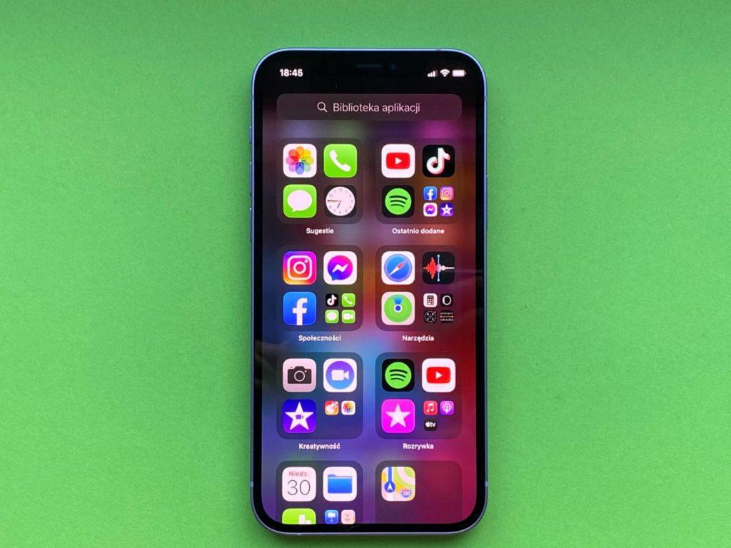 wyświetlacz iPhone 12