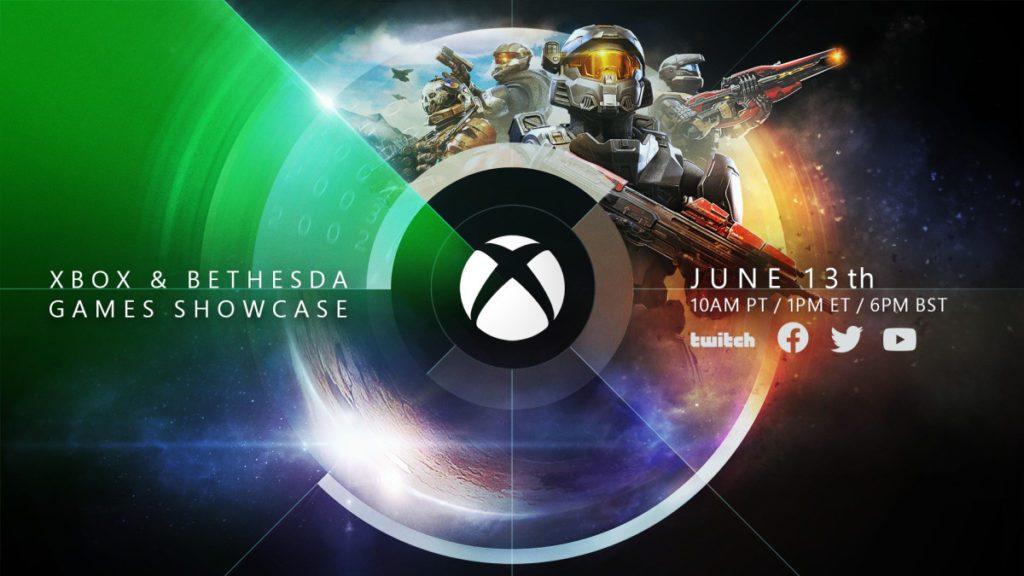 xbox bethesda game showcase na e3 2021