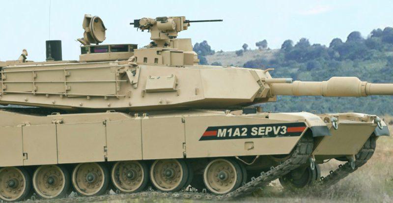 Czołgi Abrams M1A2 SEPv3 dla Polski