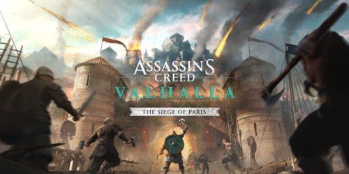 Znamy datę premiery Assassin's Creed: Valhalla - Oblężenie Paryża