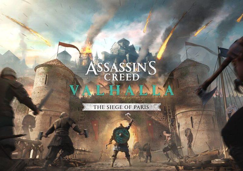 Znamy datę premiery Assassin's Creed: Valhalla – Oblężenie Paryża