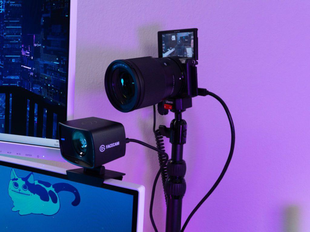 Elgato Facecam i SOny Alpha 5100