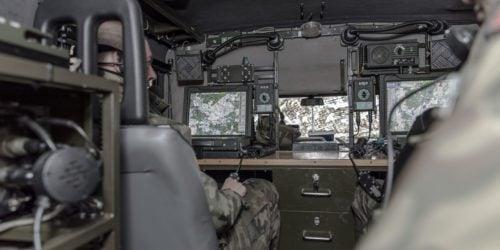 Silent Radio Network, czyli wojskowy Internet rzeczy
