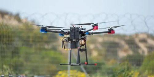 Izrael atakuje Gazę dronami. Rój w natarciu