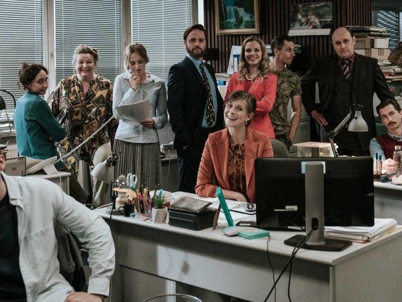 """Kultowy serial """"The Office"""" w wydaniu polskim? """"That's what she said""""!"""