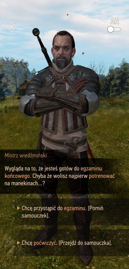 Wiedźmin Pogromca Potworów quest