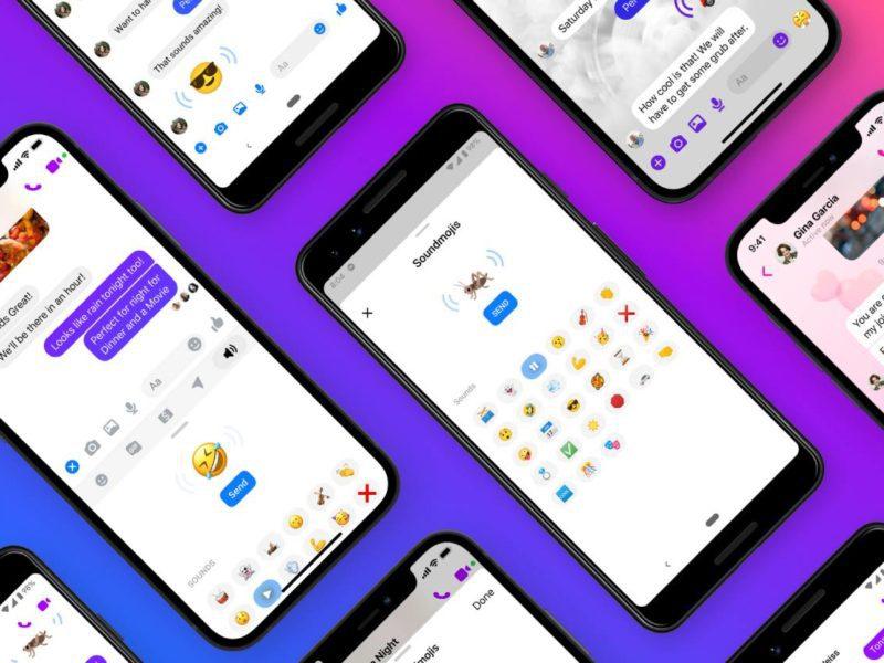 Facebook Messenger dodaje Soundmoji, czyli emoji z efektami dźwiękowymi