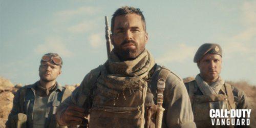 Call of Duty: Vanguard – data premiery, fabuła, zwiastun. Co wiemy o grze?
