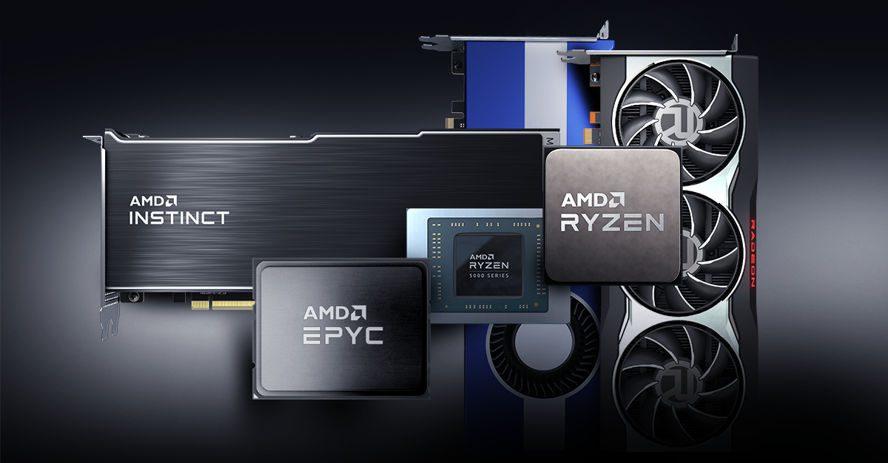 procesory i układy graficzne amd