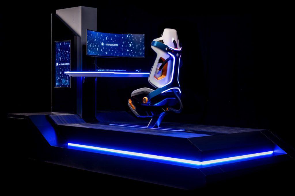 BMW fotel gamingowy