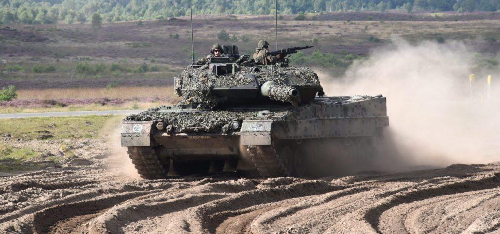 czołg przyszłości Leopard-2-A7