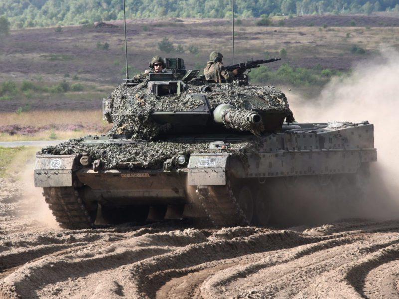 Czołg przyszłości może nie być czołgiem. Tak twierdzą Amerykanie