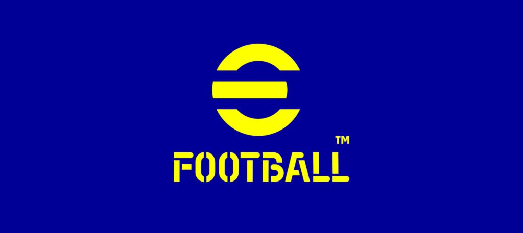 eFootball konami logo