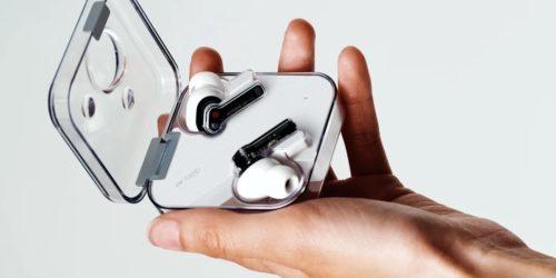 Nothing Ear (1) usłyszymy już 17 sierpnia? Poznajcie nowe, transparentne słuchawki TWS