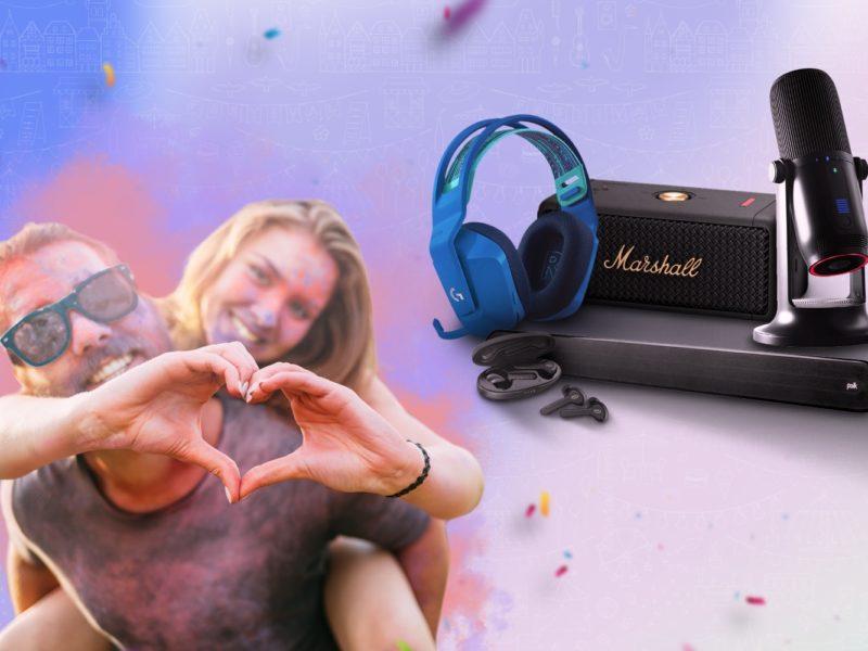 Trwa Festiwal Audio. Kup sprzęt taniej nawet o 47% i niech wszystko gra