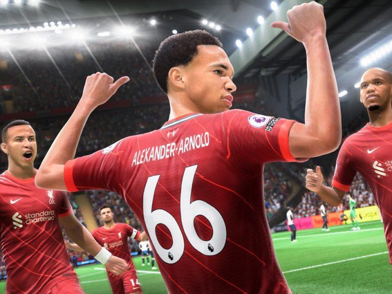 FIFA 22: pierwszy pokaz rozgrywki za nami. Miała być rewolucja, jest… nawet nie wiem co, ale wygląda jak PES