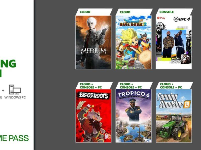 Sześć nowych tytułów w bibliotece Xbox Game Pass