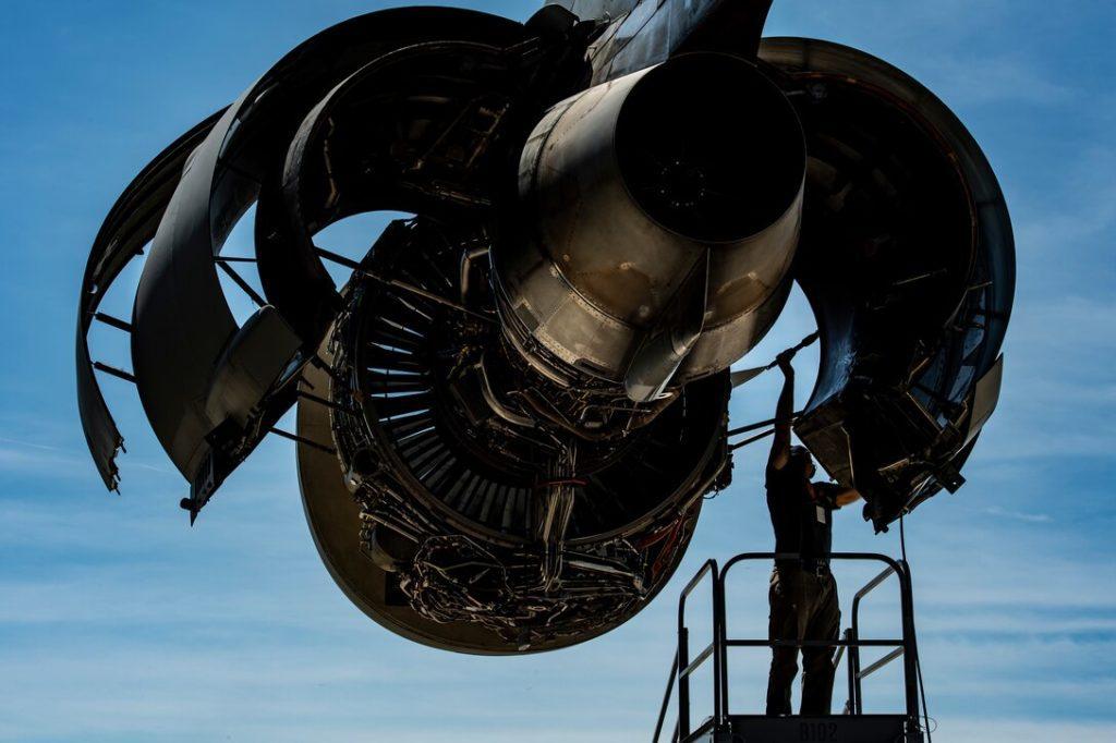google cloud ma pomóc usaf w utrzymaniu samolotów