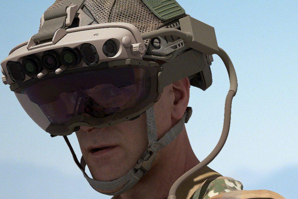 HoloLens armia USA