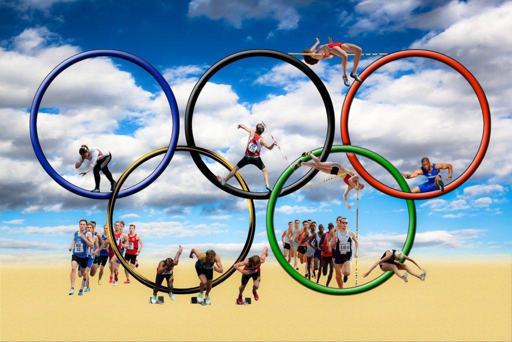 igrzyska olimpijskie logo