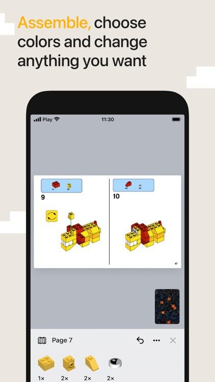 jak korzystać z aplikacji brickit