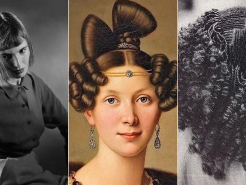Jakie fryzury nosiły kobiety? Krótka historia o tym, jak włosy wpływały na wizerunek kobiet