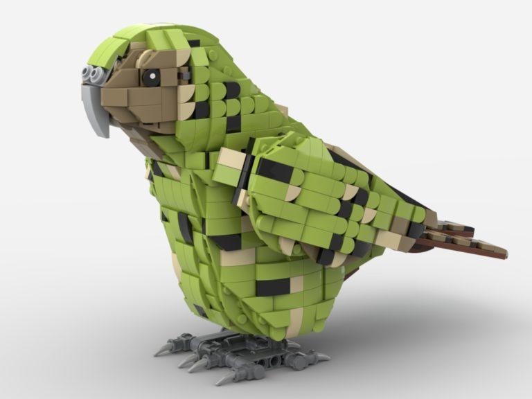 BrickLink Designer Program 2021 kakapo