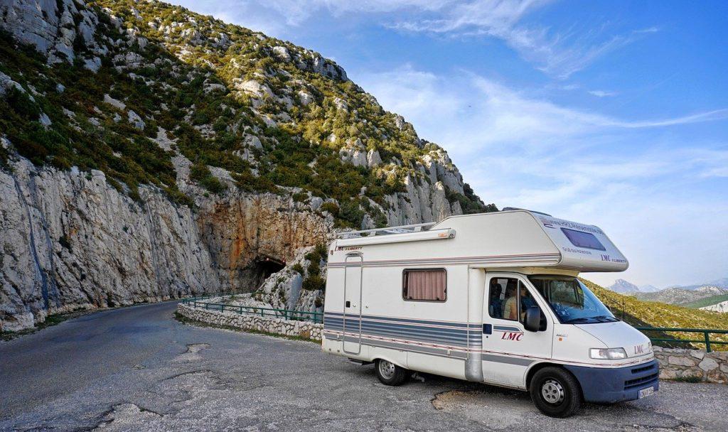 karawaning kamper wycieczka