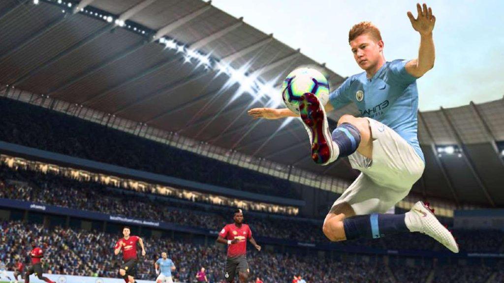 Kevin de Bruyne FIFA 20