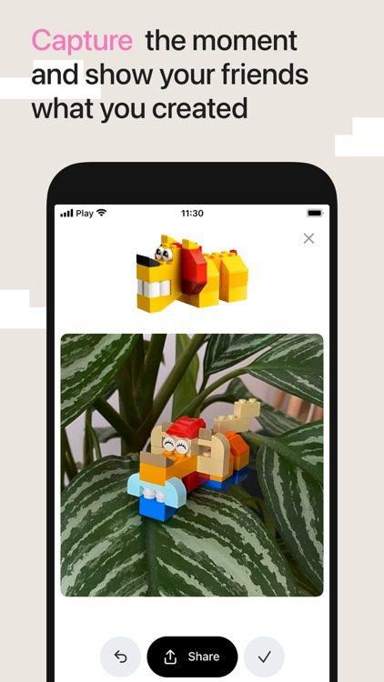 klocki Lego aplikacja Brickit