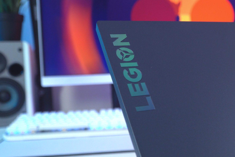 lenovo legion 5 2021 logo
