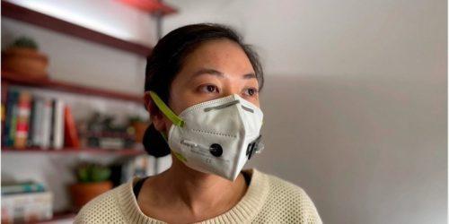 It protec, but it also detec. Maska, która wykrywa Covid