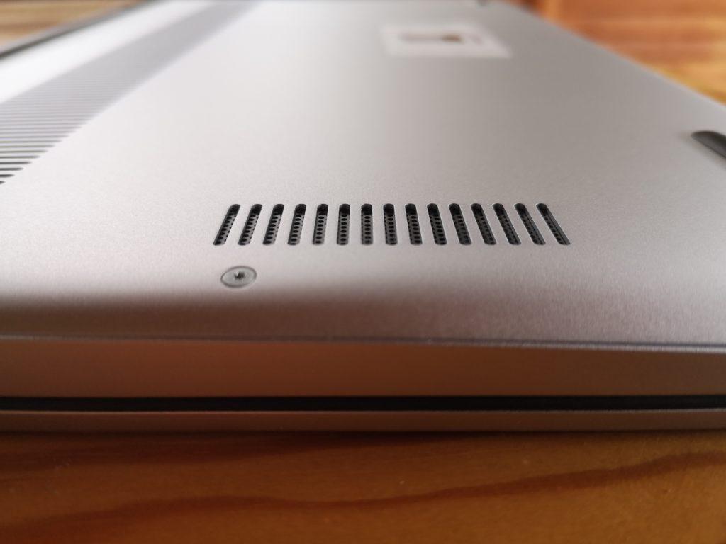 Huawei Matebook D15 głośniki