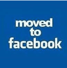 Moved to Facebook